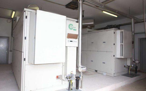 Bioplini in MikroTurbine
