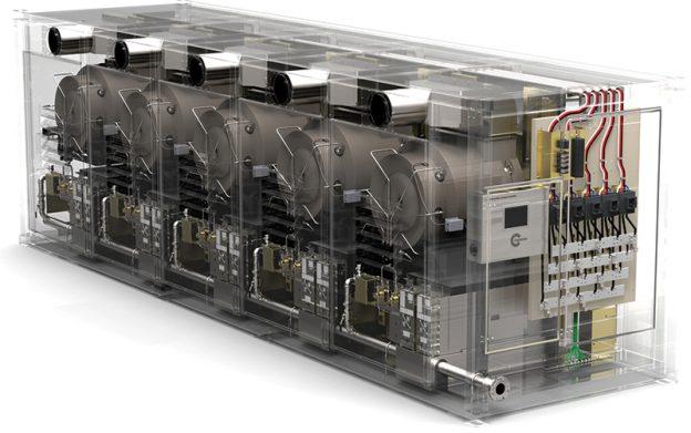 C1000 MikroTurbina